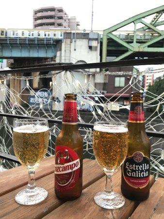 El Chateo del Puente Ochanomizu: スペインビール
