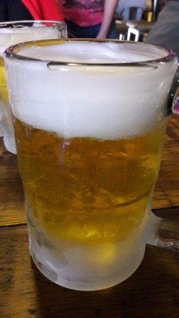 Paradise Garage: Cerveja