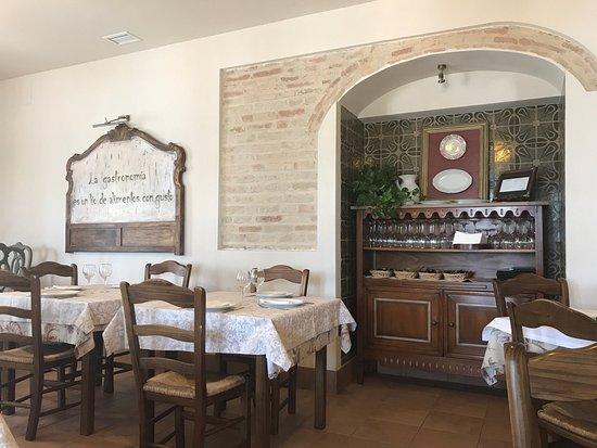 La Carlota, إسبانيا: Bar Restaurante Baldomero