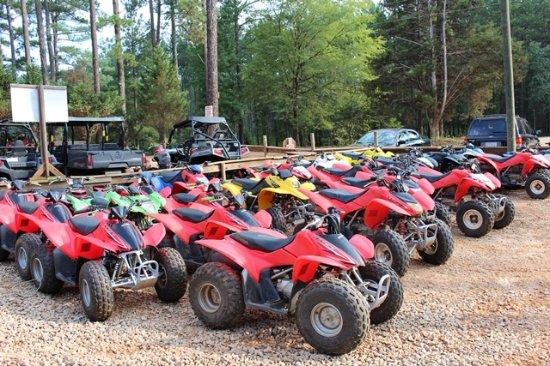 Durhamtown Off Road Resort: WE RENT ATVs, Dirt Bikes, and SxS