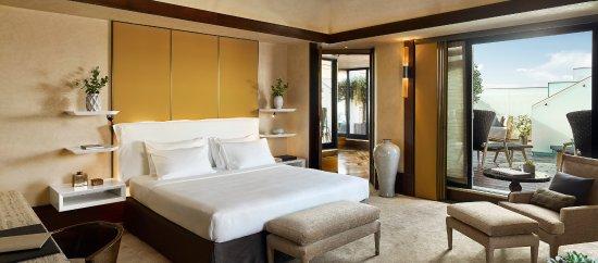 Park Hyatt Milan: Duomo Suite - Bedroom