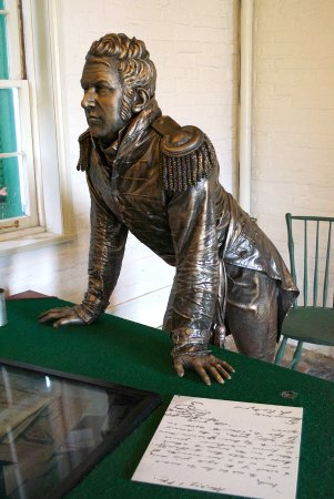 Fort McHenry National Monument: Tough choices