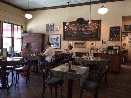 Rochester, VT: Dining