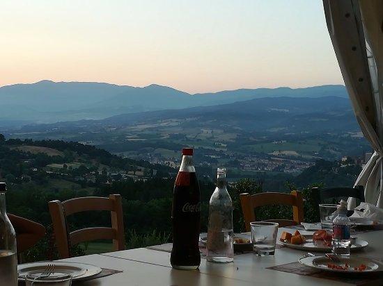 Poppi, Italy: Scorcio