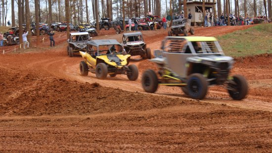 Union Point, GA: SxS Racing Series