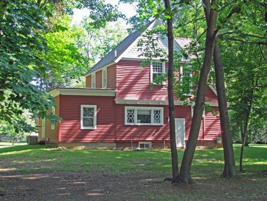Mentor, OH: Tenant Farmer house