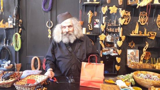 Topolia, กรีซ: Творческая личность и приятный Человек !!!