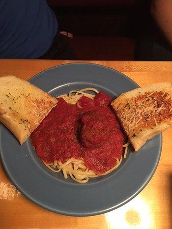 LaVale, MD: Kid's Spaghetti