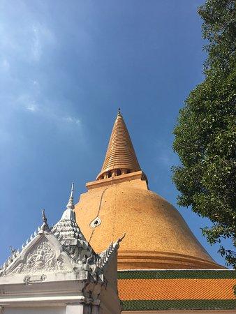 เมืองนครปฐม, ไทย: Wat DOME