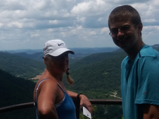 Pineville, KY: One of many lookouts!