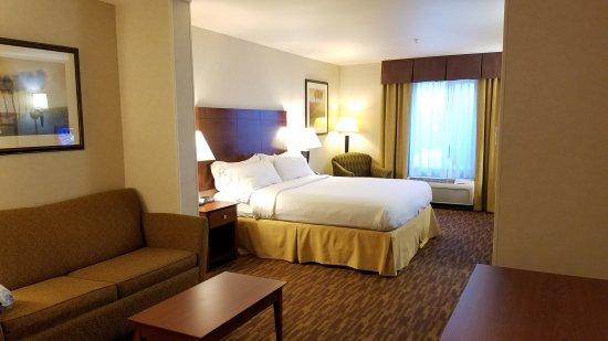 ยเรกา, แคลิฟอร์เนีย: Holiday Inn Express Yreka-Shasta Area