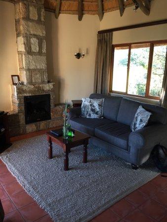 uKhahlamba-Drakensberg Park, Sudáfrica: Ausstattung der Zimmer