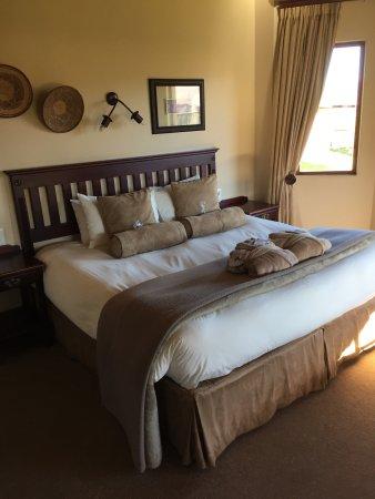 uKhahlamba-Drakensberg Park, South Africa: Ausstattung der Zimmer
