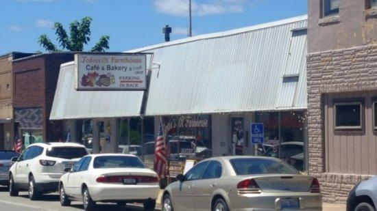Chester, IL: exterieur