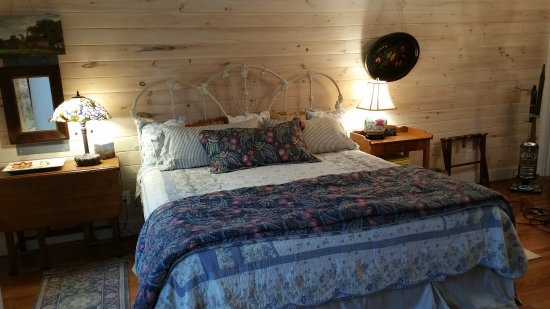 Manassas Junction Bed and Breakfast: The new Nelson Cottage