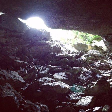 Bruce Peninsula, Canada: Greig`s Caves