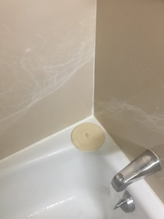 Comfort Inn Seekonk - Providence: Photos of the hotel and no Im not using that tub stopper!