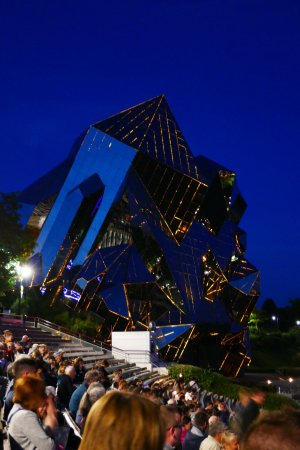 attraction exceptionnelle pour l extraordinaire voyage picture of futuroscope chasseneuil. Black Bedroom Furniture Sets. Home Design Ideas