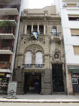 Casa de San Luis