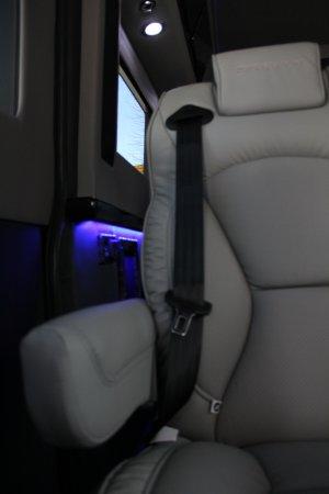 Dahlonega, GA: Custom Sherrod Captain Chair