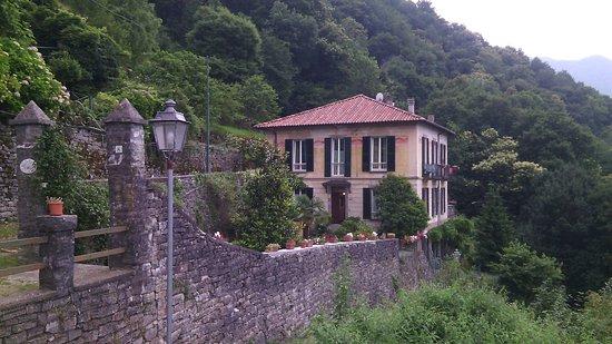 Molina di Faggeto Lario, Ιταλία: B&B Villa Le Ortensie