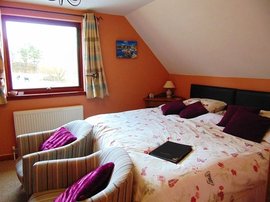 The Rumblie: One of our double rooms with Super King bed