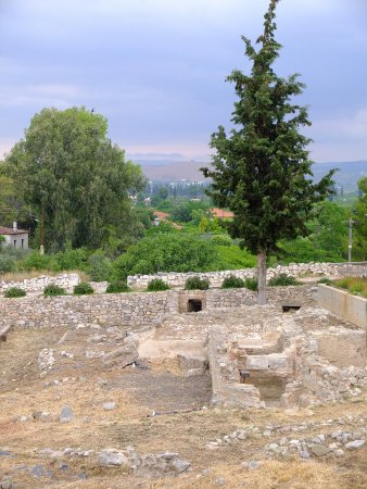 Asini, กรีซ: resti di epoca romana