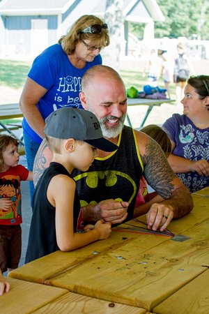 Mears, MI: Craft time for the whole family
