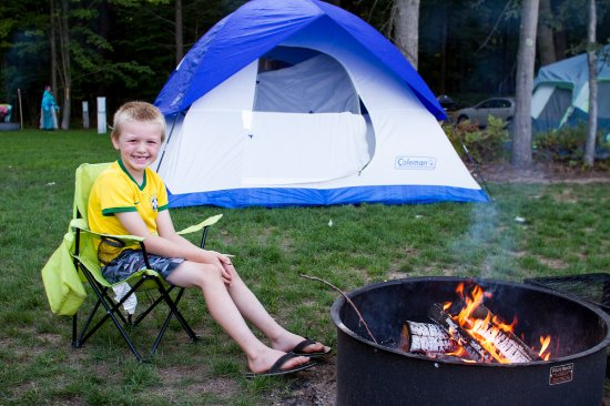 Mears, MI: Motorhomes, RVs, Trailers, and Tent Campers Welcome