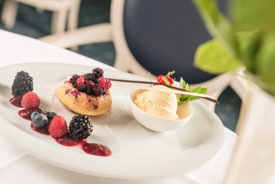Hotel Meranerhof: Dessert