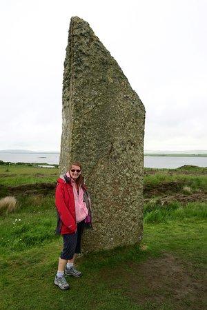 John O'Groats, UK: Megalith