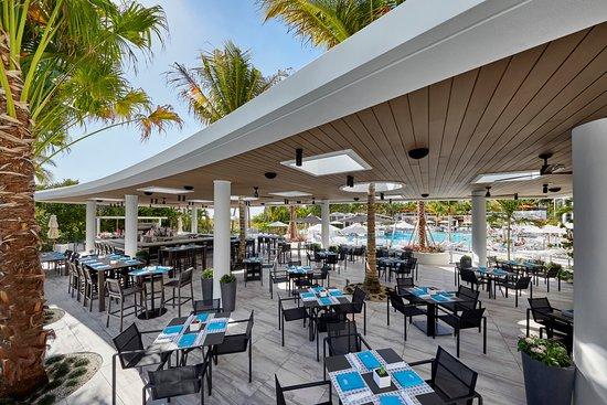 Loews Miami Beach Hotel Nautilus Bar Grill