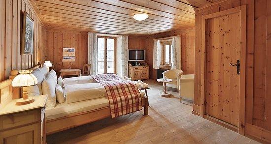 Brail, Switzerland: Engadiner Junior Suite