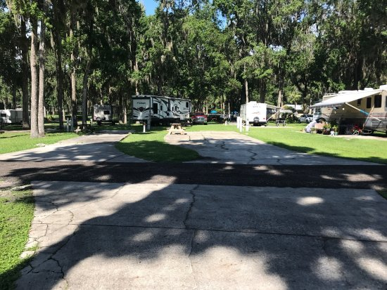Ocala North Rv Park Updated 2018 Campground Reviews