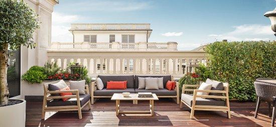 Park Hyatt Milan: Presidential Suite - Terrace