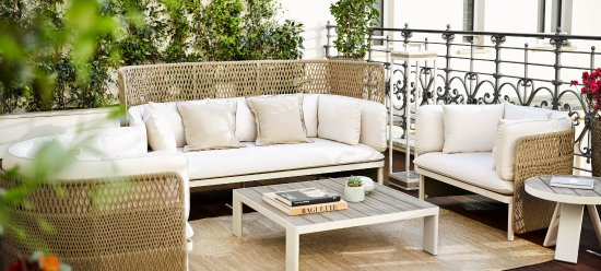 Park Hyatt Milan: Terrace Suite - Terrace