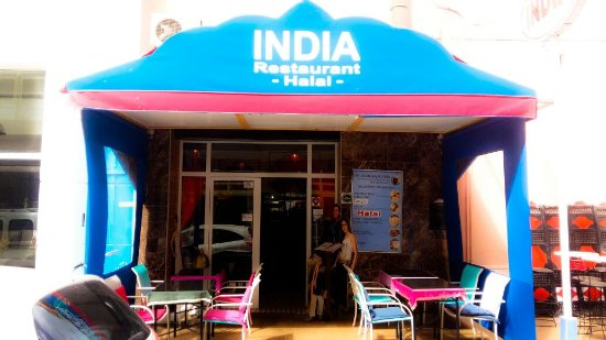 Taste Of India In Marrakech Review Of India Restaurant Halal Marrakech Morocco Tripadvisor