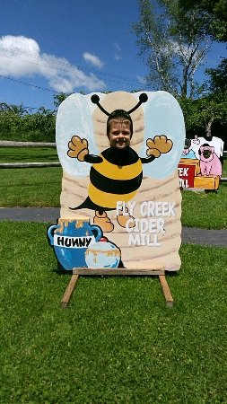 Fly Creek Cider Mill & Orchard: Snapchat-717250794_large.jpg