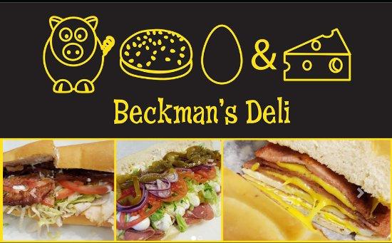 Belmar, Nueva Jersey: Beckman's Deli--Order Online Today!