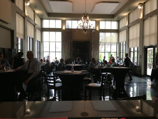 Perth, Canada: The Dining Room