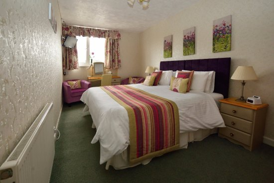 The Westgate: super king double bed or twin room