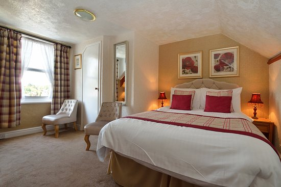 The Westgate: double bed room or superior single bed room