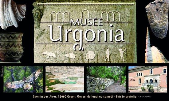 Orgon, Francia: Musée Urgonia