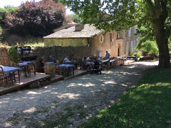 Blaye, Francja: Bienvenue!
