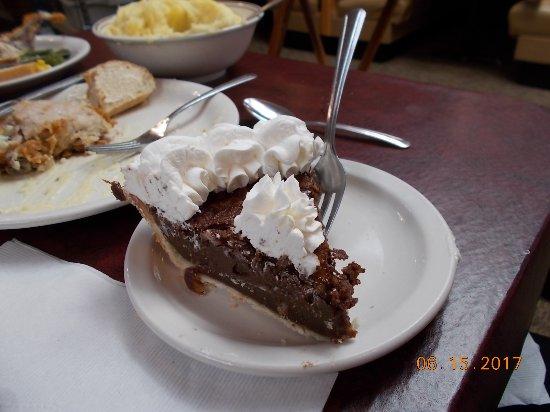 Yoder, KS: German Chocolate Pie