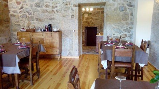 A Caniza, Spain: Sitio acogedor