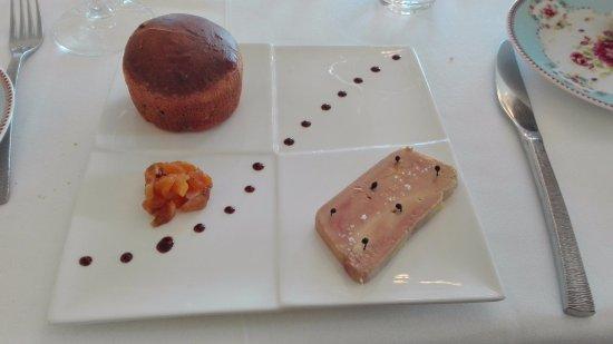 Rilly-la-Montagne, France: Foie gras