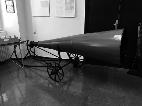 """Oppenheim, เยอรมนี: Themen-Sammlung """"Vogelschreck Kanonne"""""""