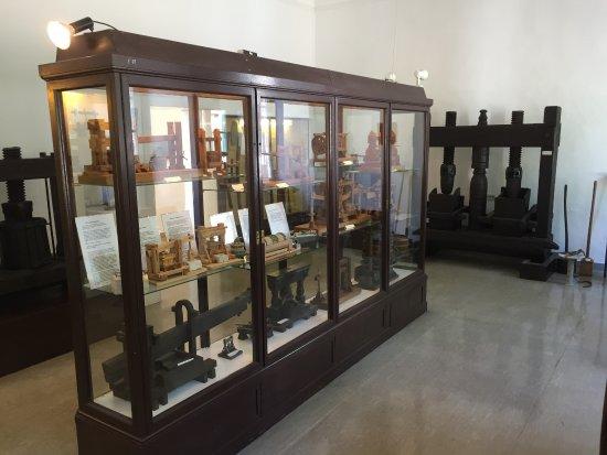 """Oppenheim, Germany: Themen-Sammlung """"Historische Kelter Anlagen"""""""