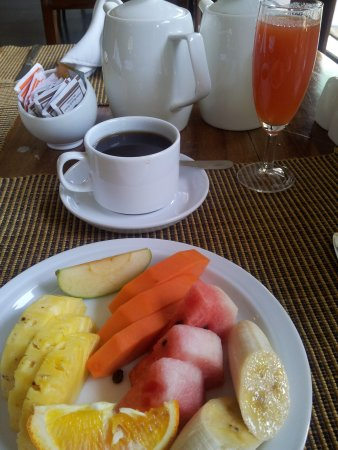 Palms Mount Lavinia: Frühstück